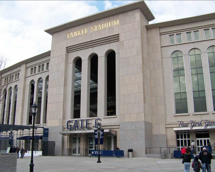 Yankee Stadium (Photo credit: Paul Hadsall)