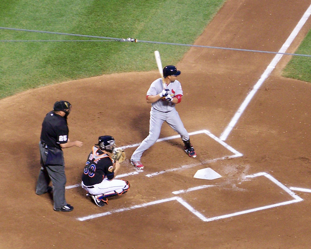 Carlos Beltran plays against the Mets in 2012 (Photo credit: Paul Hadsall)