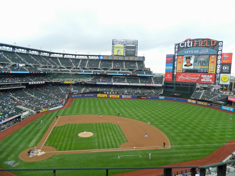 Citi Field during a recent Mets loss (Photo credit: Paul Hadsall)