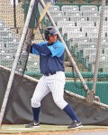 New York Yankees catching prospect Gary Sanchez (Photo credit: Paul Hadsall)