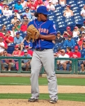 Jenrry Mejia (Photo credit: Paul Hadsall)