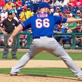 Josh Edgin (Photo credit; Paul Hadsall)