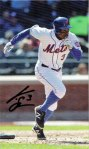 Signed Curtis Granderson photocard from my collection