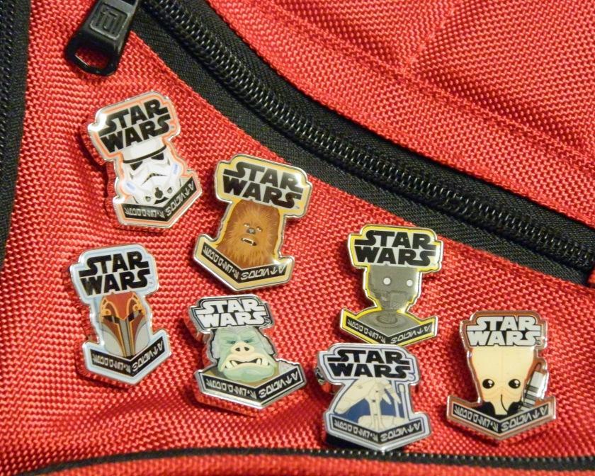 Star Wars Pins DSCN6770