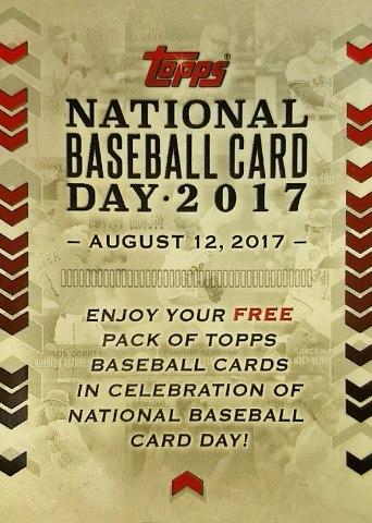 National Baseball Card Day Paulhadsallcom
